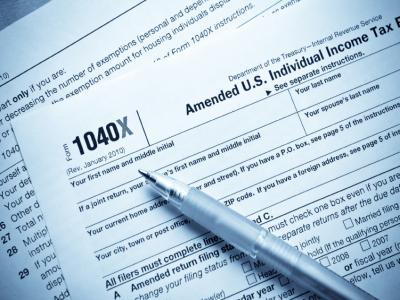 Income Tax Amendments